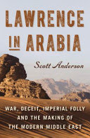Lawrence in Arabia Book Cover
