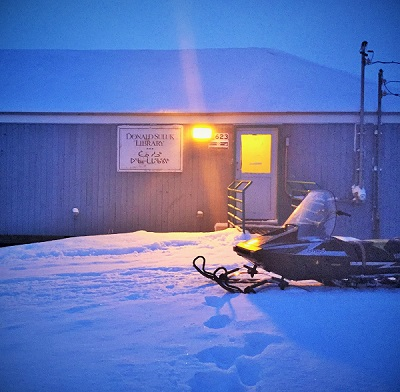 Image of Donald Suluk Library (Arviat)