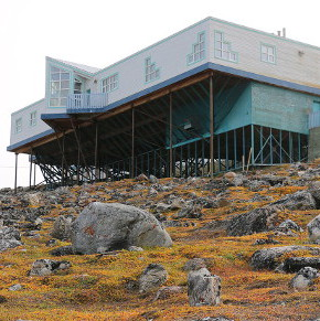 Image of Rebecca P. Idlout Library (Pond Inlet)